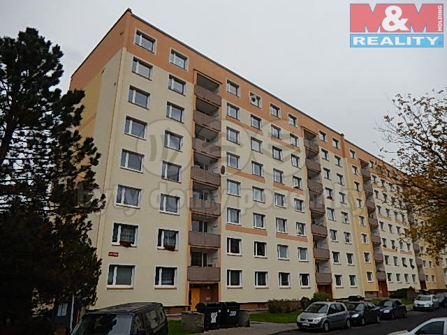 Prodej, byt 3+1, DV, 74 m2, Ústí nad Labem, ul. Na Výšině
