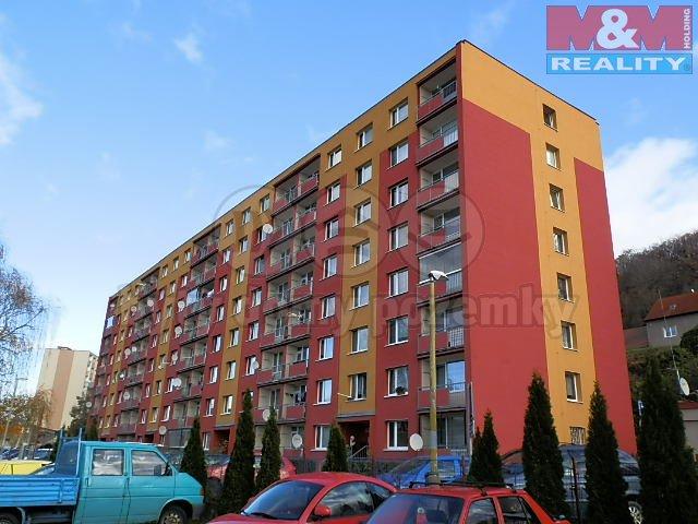 Prodej, byt 3+1, 65 m2, OV, Bílina, ul. U Nového nádraží