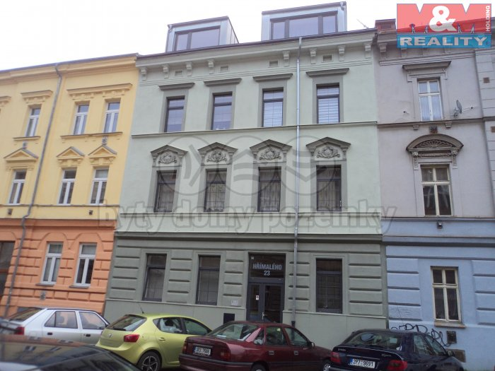 Prodej, byt 2+kk, 60 m2, Plzeň-Hřímalého ul.