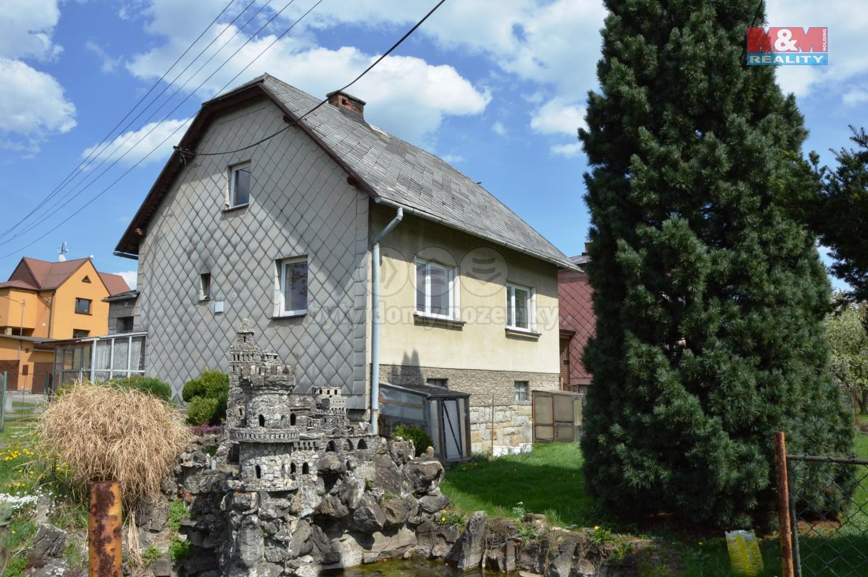 Prodej, rodinný dům 4+1, Jablunkov