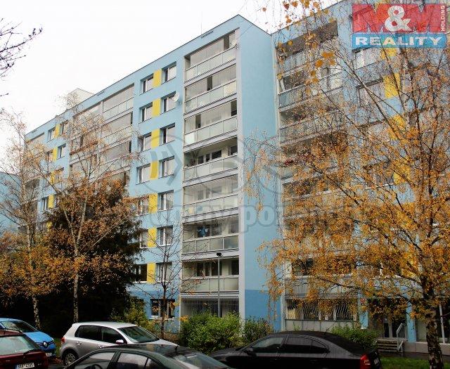 Prodej, byt 3+kk, 78 m2, OV, Praha - Háje, lodžie