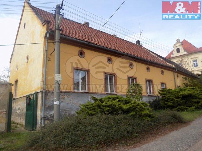 Prodej, zemědělská usedlost, 2842 m2, Kvílice