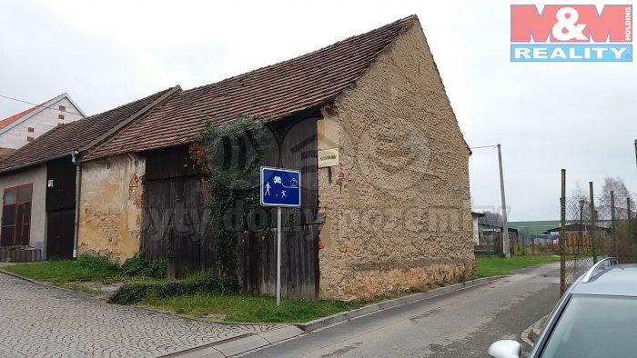 Prodej, stavební parcela, 91 m2, Plzeň-Újezd