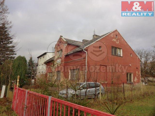 Prodej, rodinný dům 5+1, Horní Jiřetín, ul. Školní