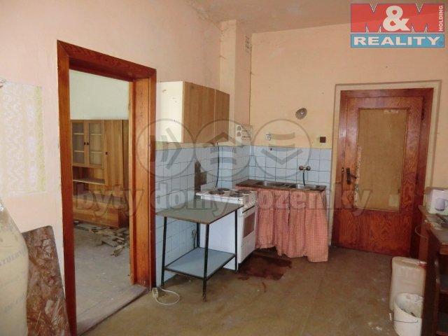 Prodej, rodinný dům, 5+1, Horní Jiřetín, ul. Školní