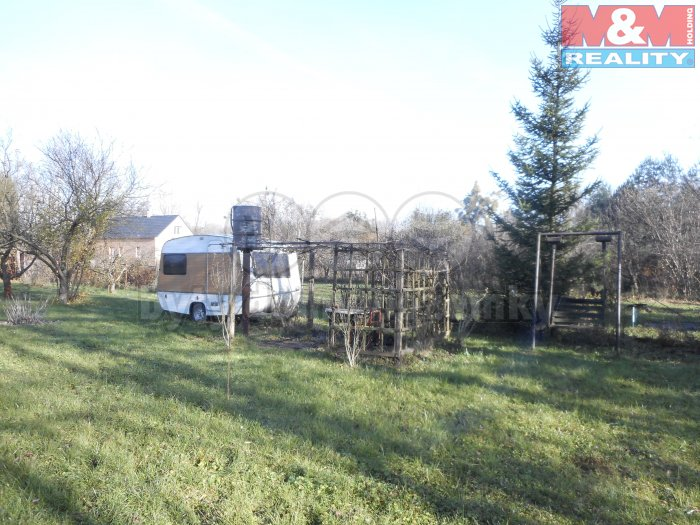 Prodej, pozemek, 935 m2, Havířov, ul. Luční