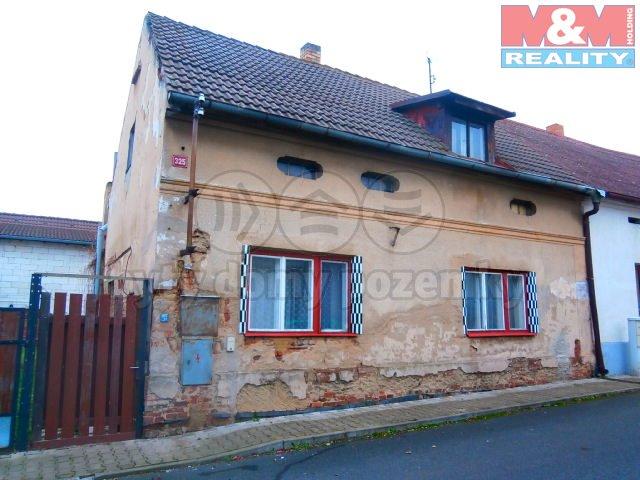 Prodej, rodinný dům 3+1, 80 m2, Kryry