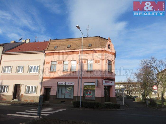 Prodej, rodinný dům 8+1, Chomutov, ul. Kadaňská