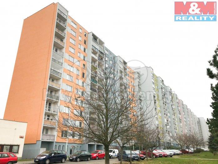 Prodej, byt 1+kk, 28 m2, DV, Praha 8 - Troja, ul. Krynická