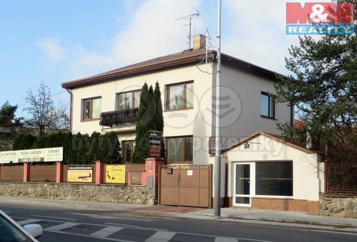 Prodej, rodinný dům, 688m2, Praha 9, Náchodská