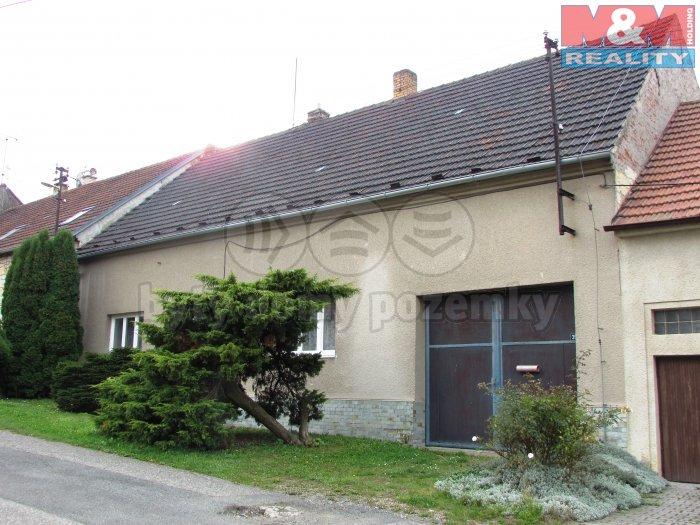 Prodej, rodinný dům 6+1, 150 m2, Řevničov