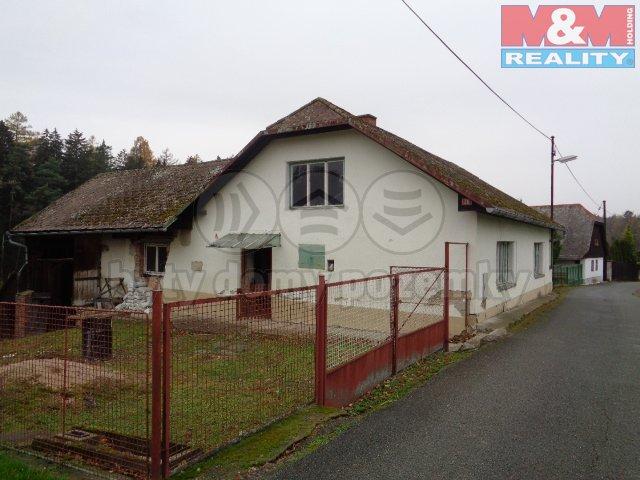 Prodej, rodinný dům, 1173 m2, Černíny-Vidlák