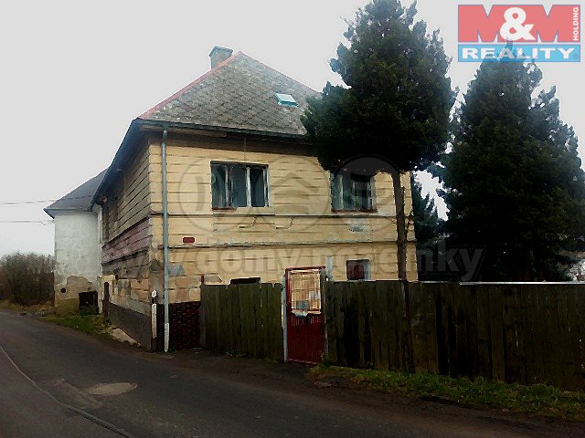 Prodej, rodinný dům, Verneřice