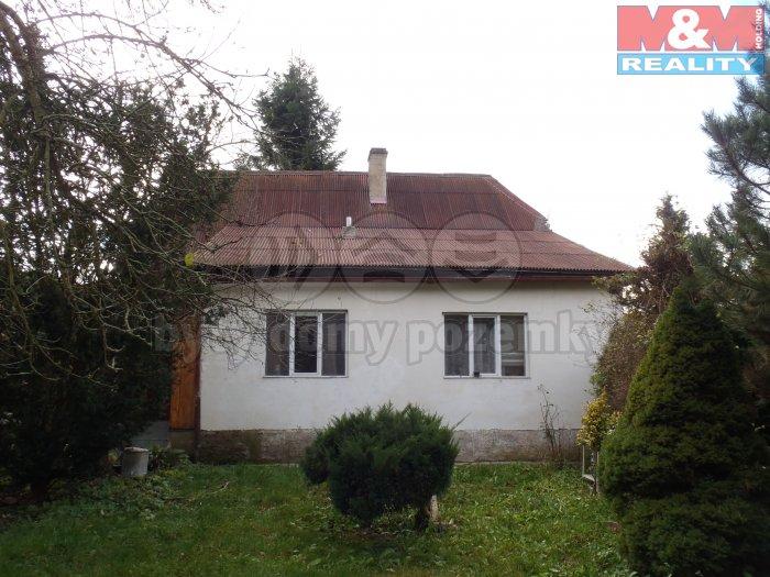 Prodej, rodinný dům 4+1, 140 m2, Praha 21 - Újezd nad Lesy