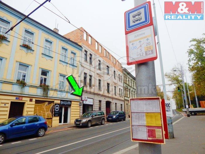 Pronájem, sklad, 92 m2, Praha 5, ul. Na Zlíchově