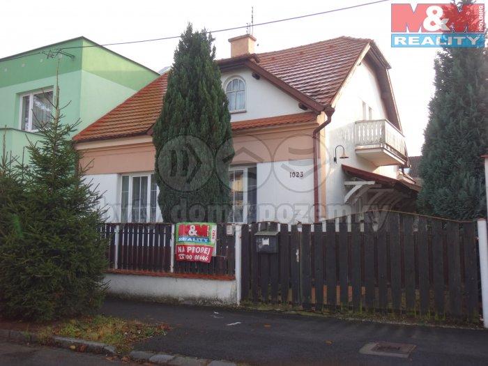 Prodej, rodinný dům 4+1, Pardubice, ul. Holcova