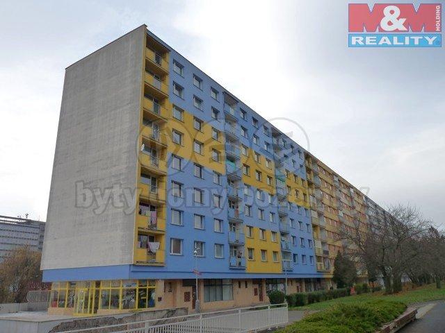 Prodej, byt 2+1, 65 m2, OV, Ústí nad Labem, ul. Pod Parkem