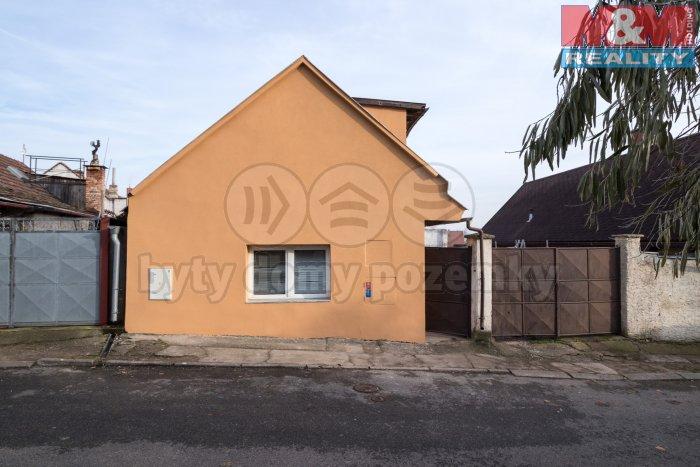 Prodej, rodinný dům, 3+1, Cítov