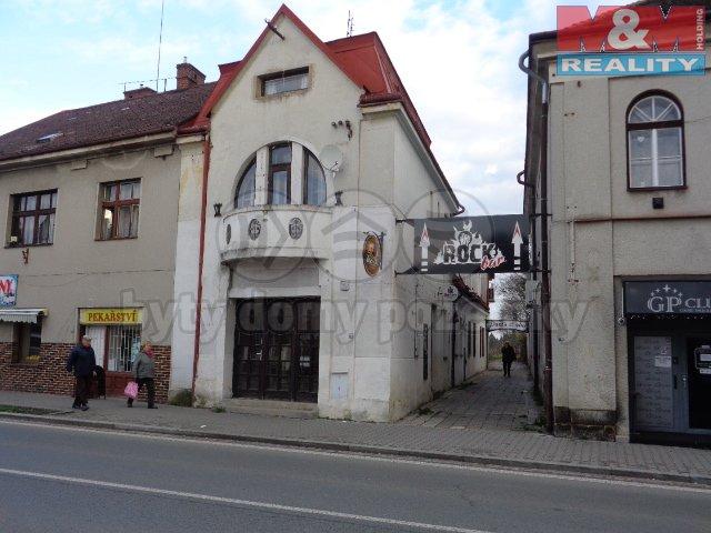 Prodej, restaurace, Chlumec nad Cidlinou