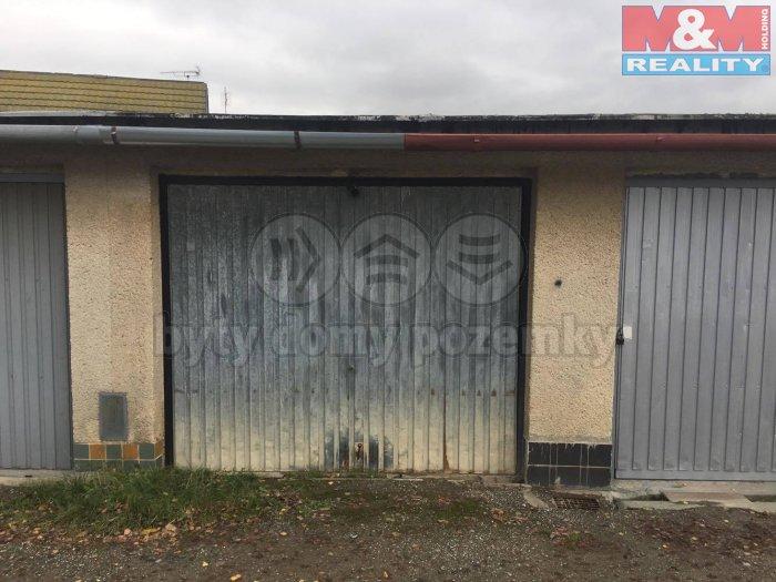 Prodej, garáž, 20 m2, Zábřeh