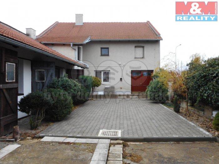 Prodej, rodinný dům 4+1, 1113 m2, Vyškov