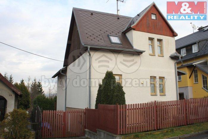 Prodej, rodinný dům 5+1, 93 m2, Dalovice - Karlovy Vary