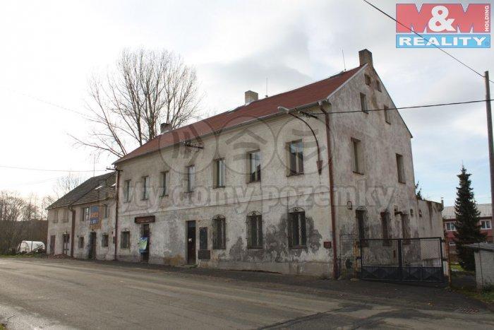 Prodej, výrobní objekt, 555 m2, Stanovice - Karlovy Vary