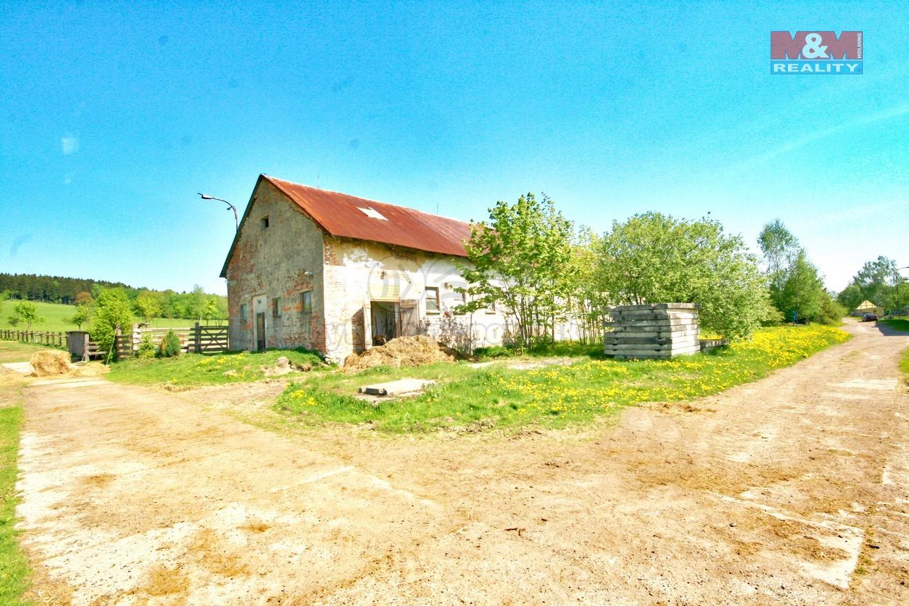 Prodej, zemědělský objekt, Staré Křečany