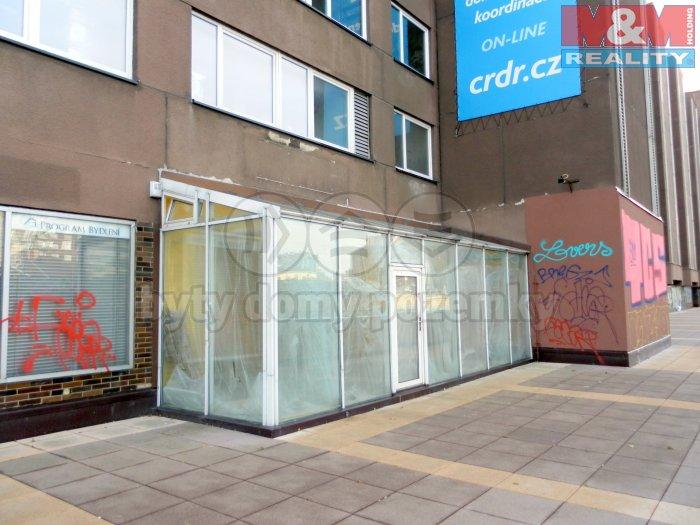 Pronájem, obchodní prostory, 45 m2, Praha 10 - Vršovice