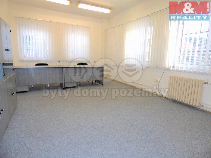 Pronájem, kancelářské prostory, 25 m2, Praha 4 - Modřany