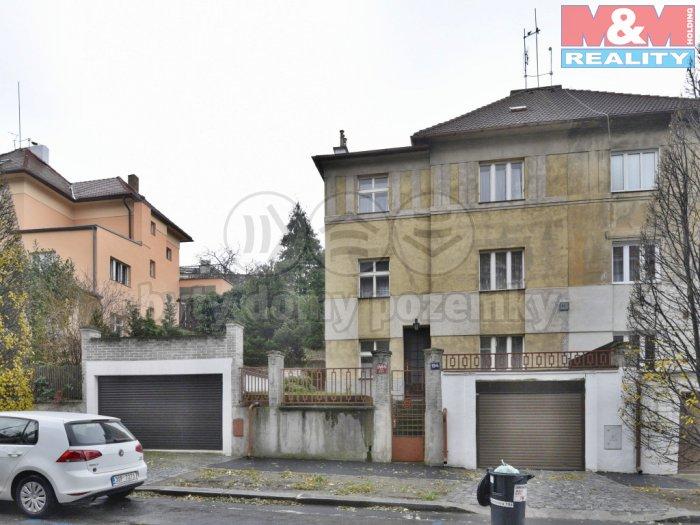 Prodej, rodinný dům 6+1, 219 m2, Praha 3 - Žižkov