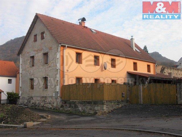 Prodej, rodinný dům 4+1, 736 m2, Ústí nad Labem - Sebuzín