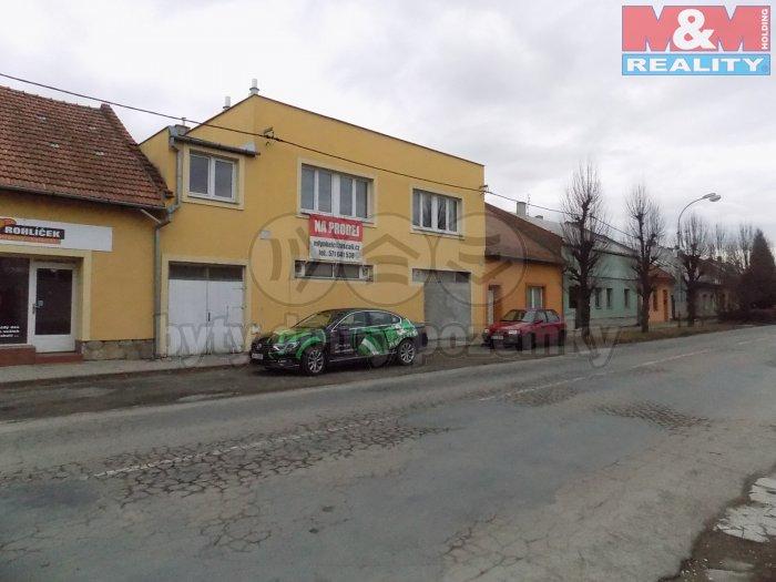 Prodej, nájemní dům, Holešov, ul. 6. května