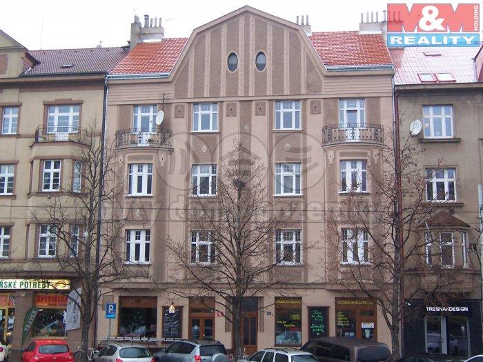 Prodej, činžovní dům, 1656 m2, Praha 6 - Střešovice