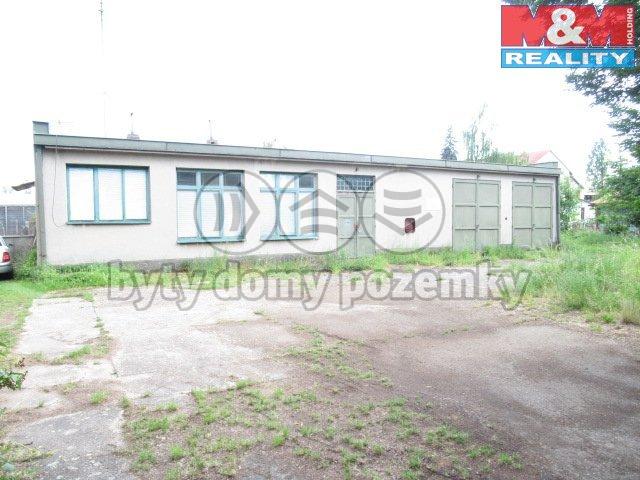 Prodej, výrobní objekt, 1300 m2, Řečany nad Labem