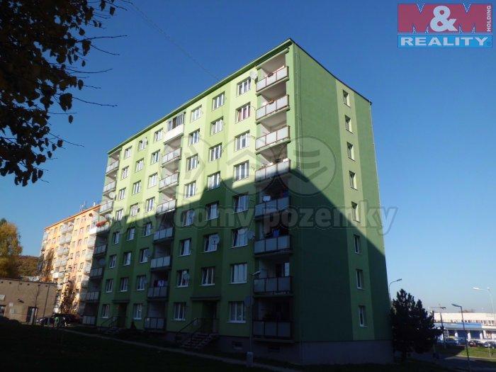 Prodej, byt 4+1, 77 m2, OV, Jirkov, ul. Studentská