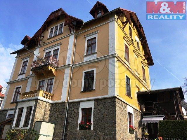Prodej, byt 2+kk, 52 m2, OV, terasa, Liberec, ul. Mozartova