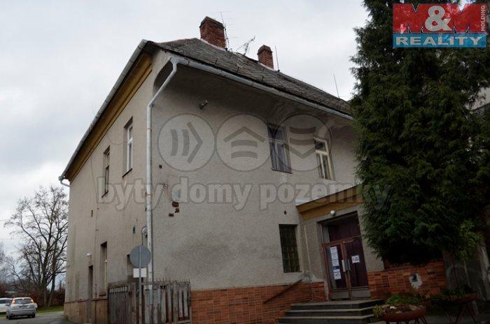 Prodej, rodinný dům, 453 m2, Šumperk