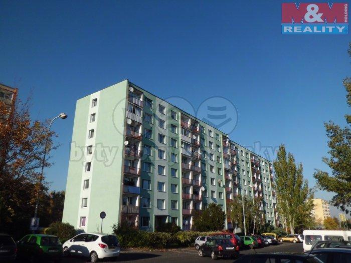 Prodej, byt 3+1, 79 m2, OV, Chomutov, ul. Jirkovská