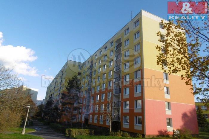 Prodej, byt 2+1, 64 m2, DV, Chomutov, ul. Písečná