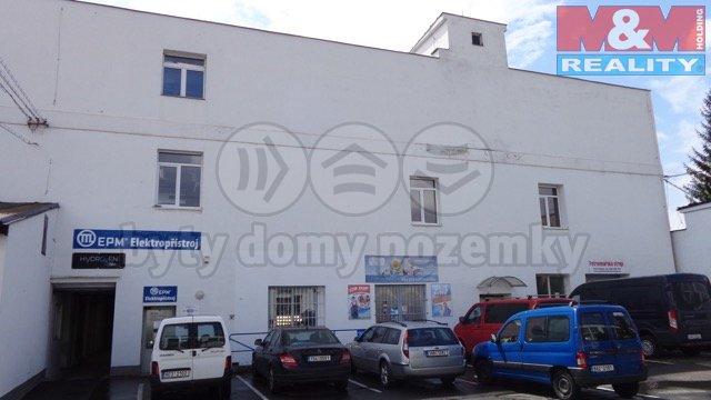 Pronájem, výrobní prostory, 234 m2, Praha 4, ul. Mezi Vodami