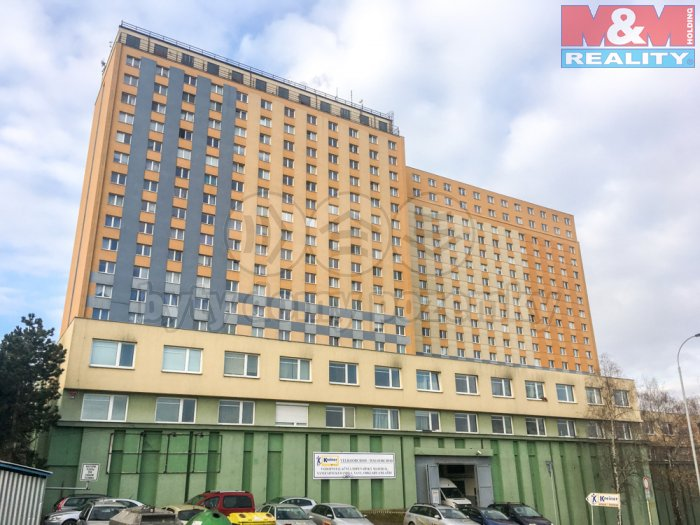 Prodej, byt 1+kk, 26 m2, Praha 4 - Krč