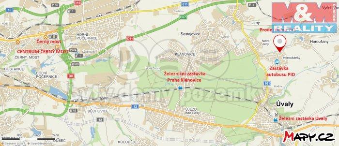 Prodej, rodinný dům 7+1 s provozovnou, 519 m², Horoušánky