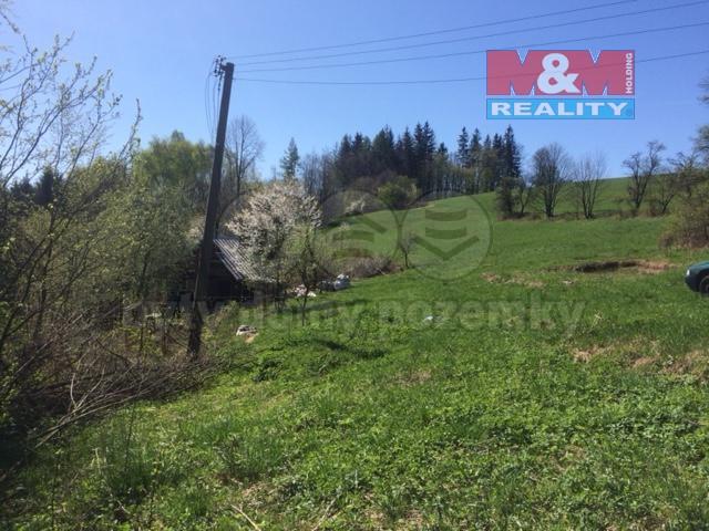 Prodej, stavební pozemek, 46681 m2, Jablůnka