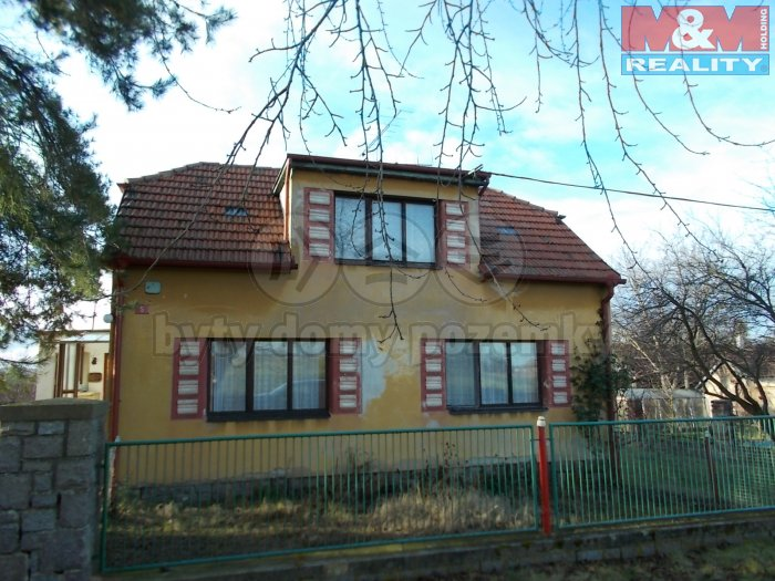 Prodej, rodinný dům, Vitice - Chotýš