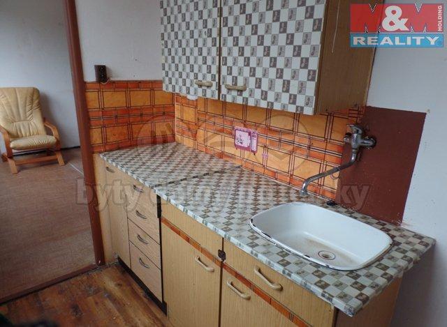 Pronájem, byt 1+kk, 26 m2, Most, ul. K.H.Borovského