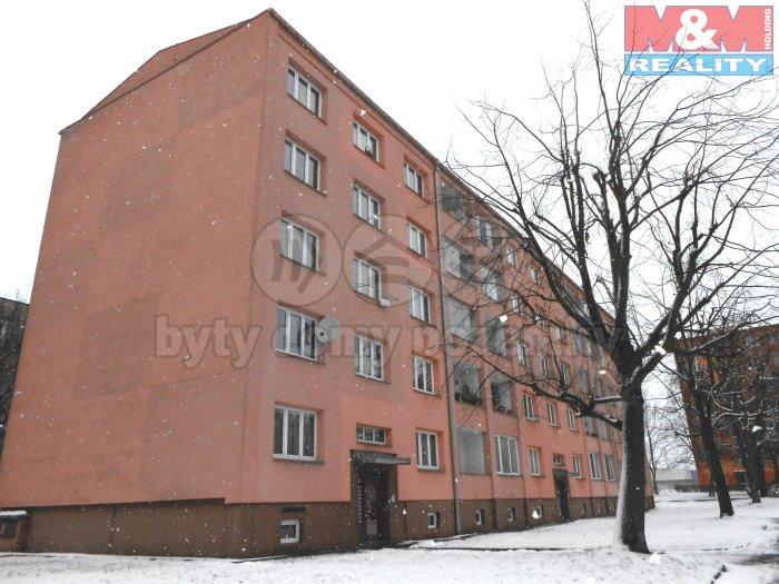 Prodej, byt 2+1, 55 m2, Ostrov, ul. Masarykova