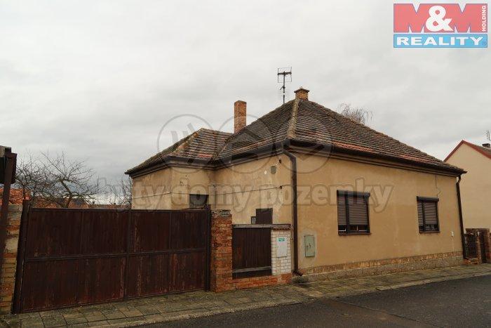 Prodej, rodinný dům 3+1, 153 m2, Cítoliby, ul. Vrchlického