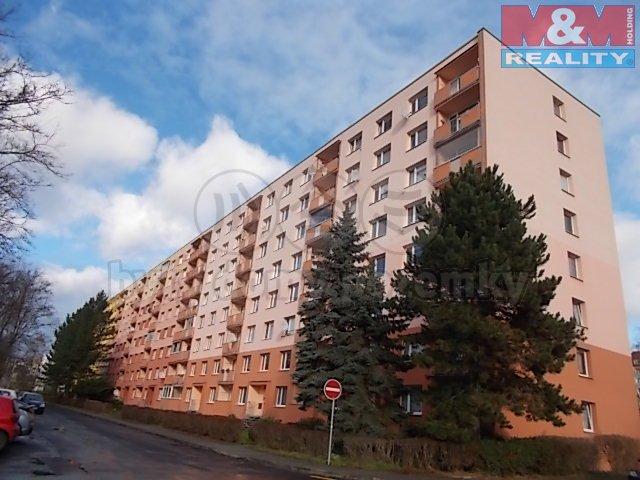 Pronájem, byt 2+1, 61 m2, Ústí nad Labem, ul. Zvonková