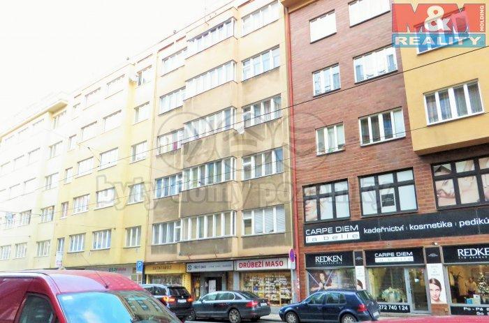Pronájem, obchodní prostory, 90 m2, Praha 3 - Vinohrady